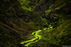 Highlands near Eldgjá, Iceland