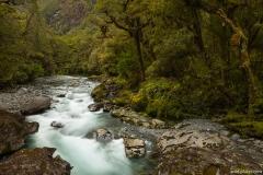 The Chasm, Fjordland NP, South Island, New Zealand