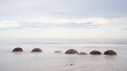 Moeraki Boulders, South Island, New Zealand