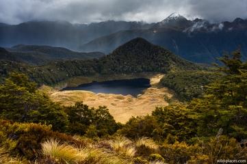 Borland Saddle, South Island, New Zealand