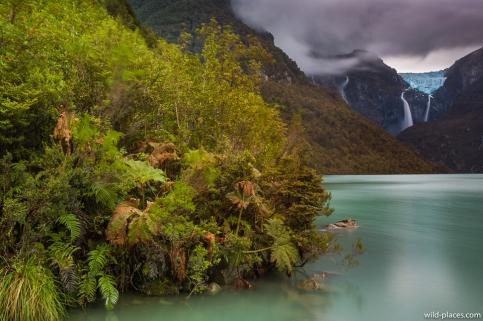 Laguna Tempanos, Ventisquero Colgante, Parque Nacional Queulat