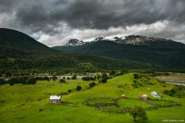 Road to Lago Elizalde, Coyhaique