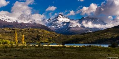 Lago Bertand