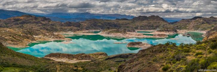 Lago Verde, Chile Chico