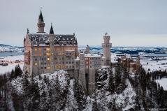 Neuschwanstein, Bavaria, Germany