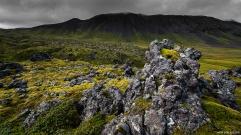 Lava Field, Snæfellsnes