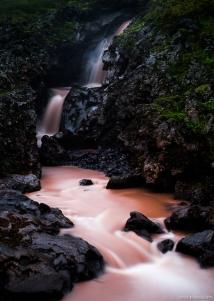 Waterfall on Snæfellsnes