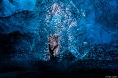 Crystal Ice Cave, Vatnajökull Glacier