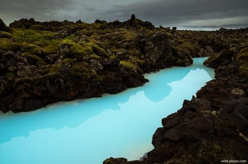 Blue Lagoon, Reykjanes Peninsula