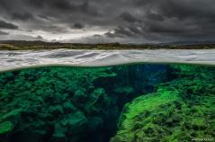 Silfra Rift, Þingvellir National Park