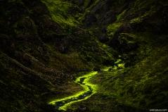 Highlands near Eldgjá