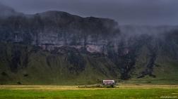 Old farm near Kirkjubæjarklaustur