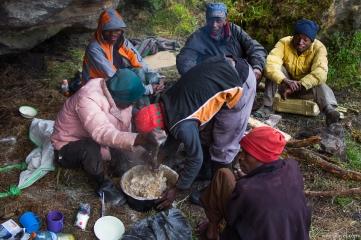 Bigo Tourist Camp, Rwenzori, Uganda