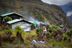 Bujuku Hut, Rwenzori, Uganda