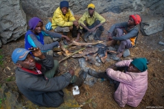 Bujungolo Rock Shelter, Rwenzori, Uganda