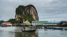 Ko Panyi, Phang Nga Bay