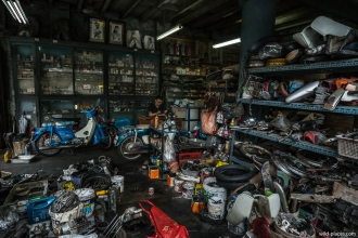 Workshop, Old Town, Phuket