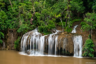 Sai Yok Yai Waterfall, Sai Yok NP