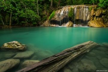 Erawan Falls, Level 2, Erawan National Park, Erawan National Park