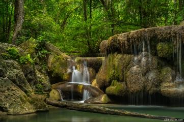 Erawan Falls, Level 5, Erawan National Park