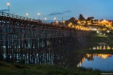 Mon Bridge, Sangkhla Buri