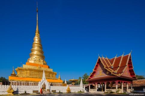 Wat Phra That Chae Haeng, Nan