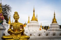 Wat Chedi Sao, Lampang