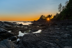 Botany Bay, Juan de Fuca Marine Trail Provincial Park, Vancouver Island, BC, Canada