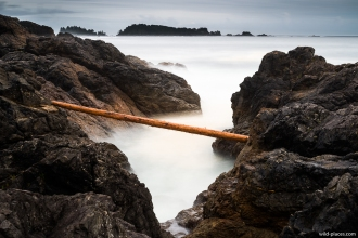 Amphitrite Point, Ucluelet, Vancouver Island, BC, Canada