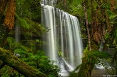 Russel Falls, Mt Field NP