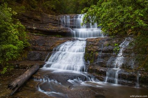 Lady Barron Falls, Mount Field NP
