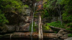 Snug Falls, Snug