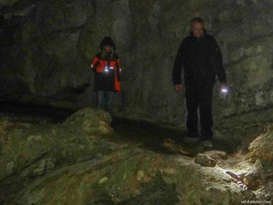 Junee Cave, Maydena