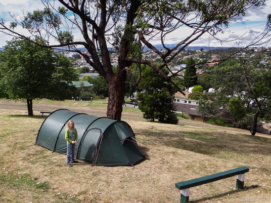 Campground Launceston
