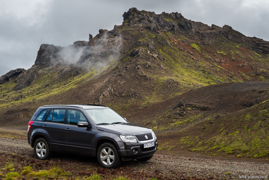 Places To Rent A Car: Landscape And Underwater Photography In Iceland