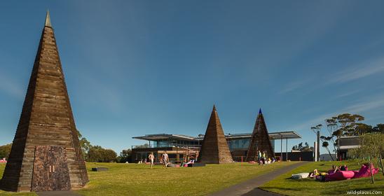 Museum of Old and New Art (MONA), Hobart, Tasmania