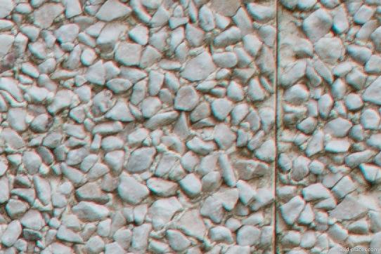 Tamron @150mm f/11 focus upper right corner