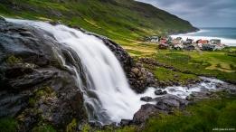 Tjörnuvik, Faroe Islands