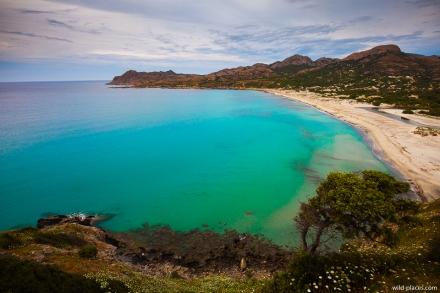 Anse de Peraiola, Corsica, France