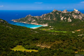 Roccapina, Corsica, France