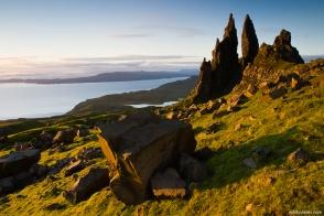 Old Man of Storr, Isle of Skye, UK