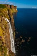 Kilt Rock Falls, Isle of Skye, UK