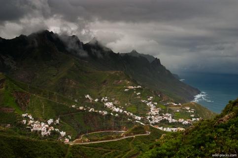 Taganana, Tenerife, Spain