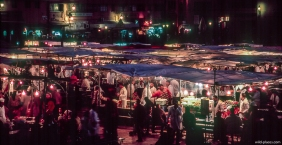 Djemaa el Fna, Marrakech, Morocco