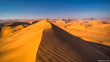 View from Big Daddy Dune, Sossusvlei, Namibia