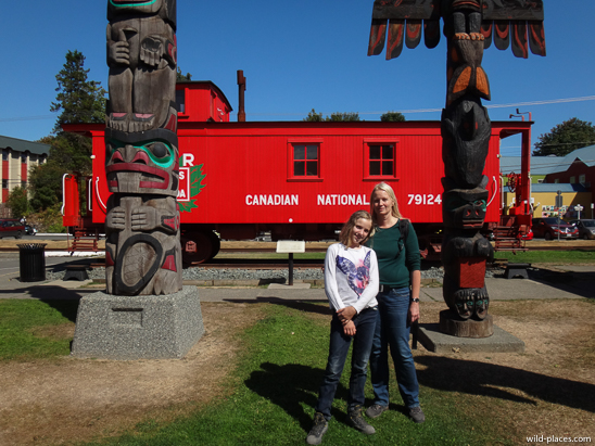 Duncan, Vancouver Island, BC, Canada