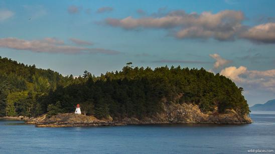 Strait of Georgia, BC, Canada